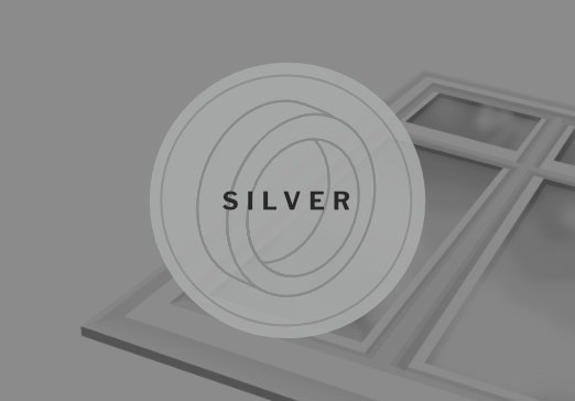 Silver replacement windows