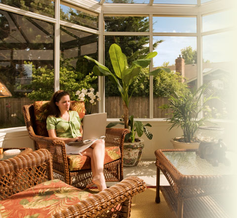 Steps to Your Dream Sunroom