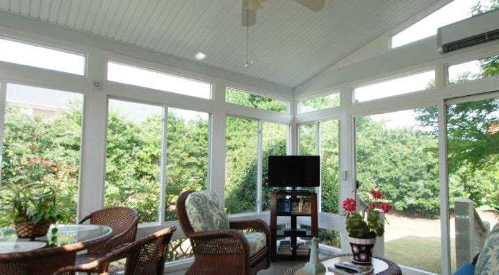 Environmentally Friendly Enclosures and Sunrooms