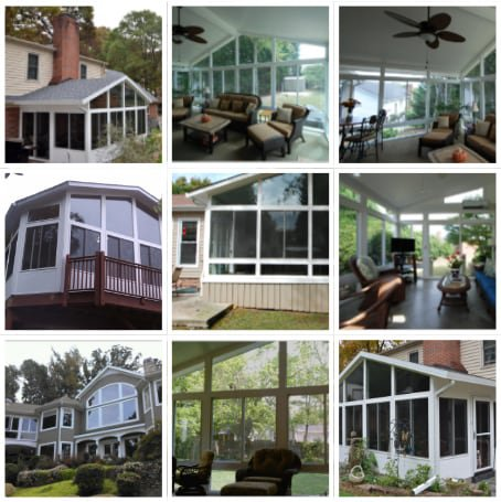 Sunroom gallery image